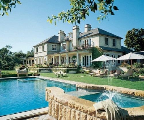 charming house design.