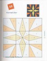 "Gallery.ru / 777m - Альбом ""Foundation Quilt Blocks"""