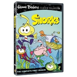 Snorks: Complete Season 1: Snorks: Movies & TV
