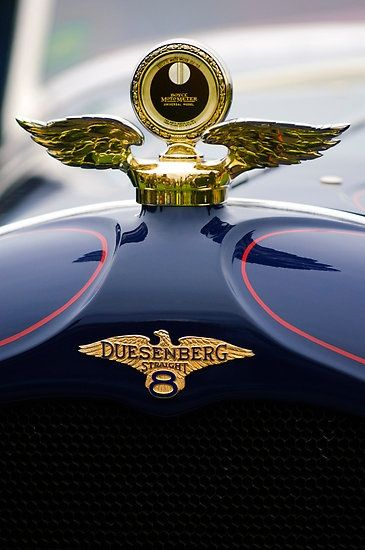 ? Classical car details 1927 Duesenberg X McFarlan Roadster