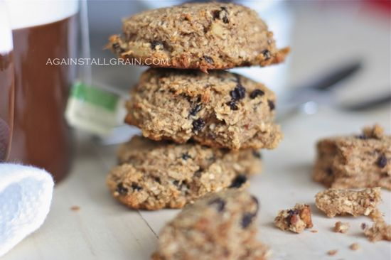 Paleo Breakfast Cookies  @Against All Grain