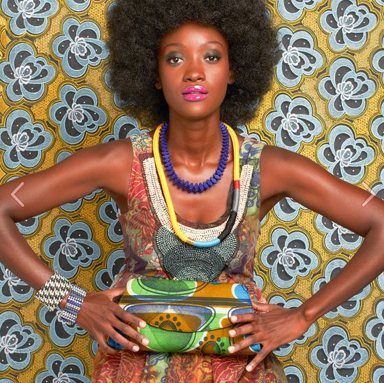 African Prints in Fashion: Quite fab: Designs from South Africa on Fab? Germany