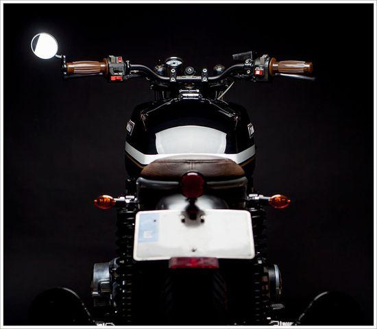 1982 Kawasaki Z1100ST 'Big Z' by Maccomotors - Pipeburn - Purveyors of Classic Motorcycles, Cafe Racers & Custom motorbikes