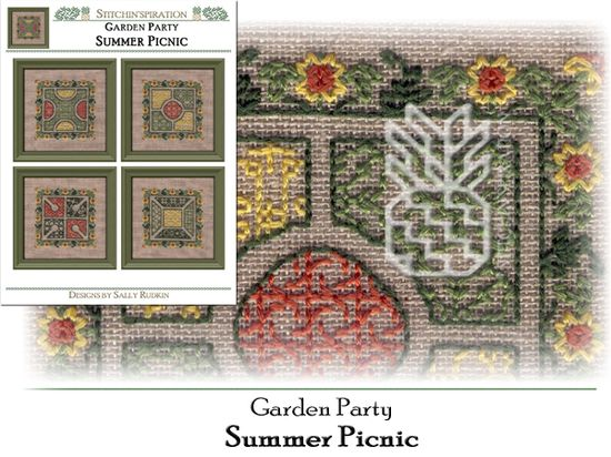 BS-1202:  Summer Picnic
