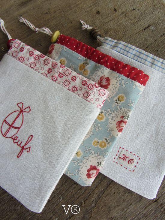 tutorial - cute bag,
