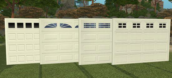 20 Sims 4 Garage Doors Ideas