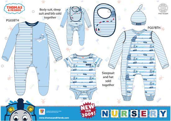 Baby Boy Clothing Design & Embellishment