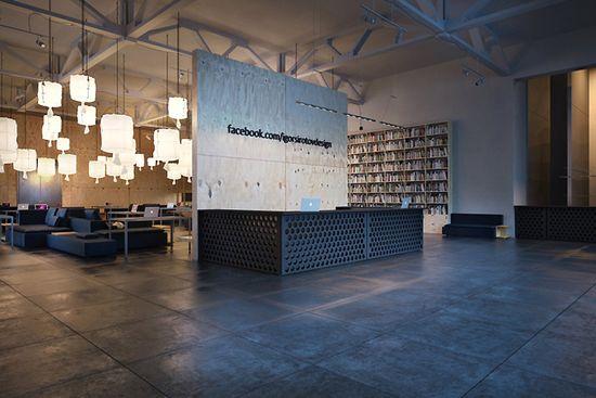 Co working center by Igor Sirotov - #interiordesign #decor #office