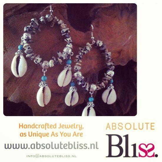 Absolute Bliss handmade earrings