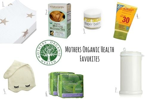 Mother's Organic Health