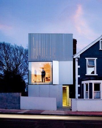 Grangegorman residence Dublin  odos Architects