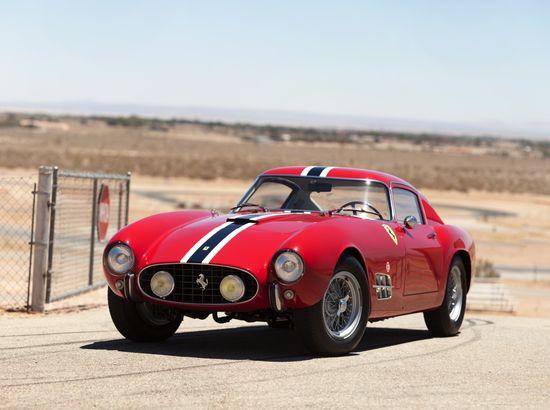 "1956 Ferrari 250GT LWB Berlinetta ""Tour de France,"" chassis 0585GT"