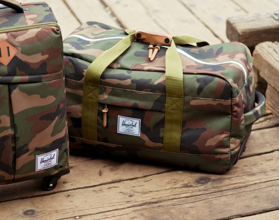 HERSCHEL SUPPLY CO. TRAVEL COLLECTION