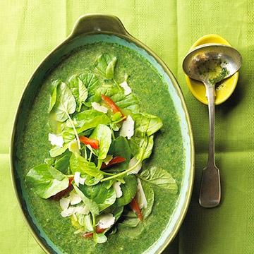 18 healthy soups