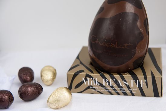 Beastie Egg by Hotel