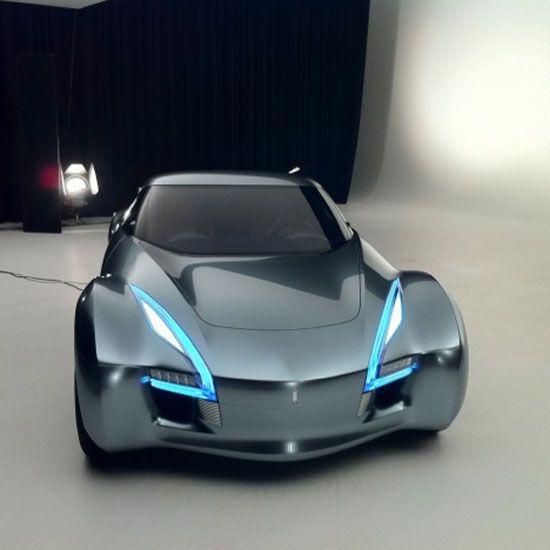 Tron Sports Car