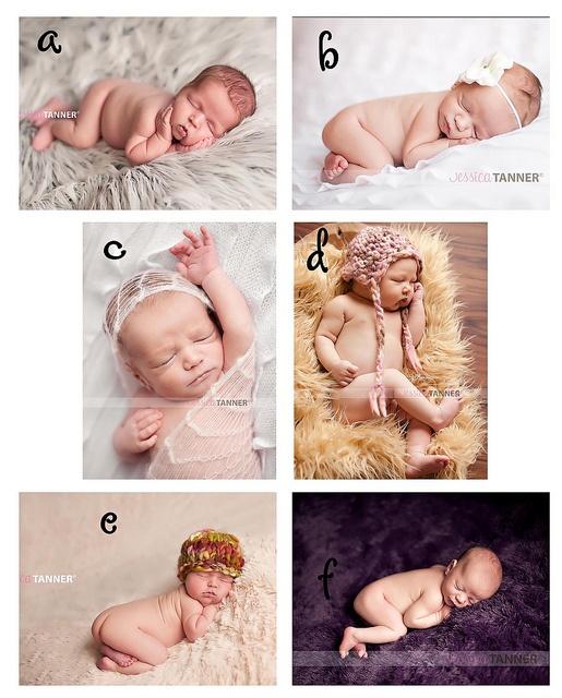 Studio - a, e, f  natural - b,c,d