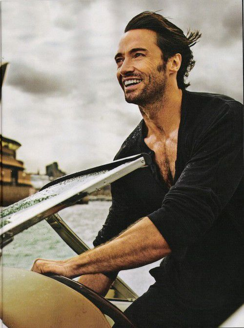 8. Hugh Jackman - 55 Hottest Celebrity Men To Lust After …