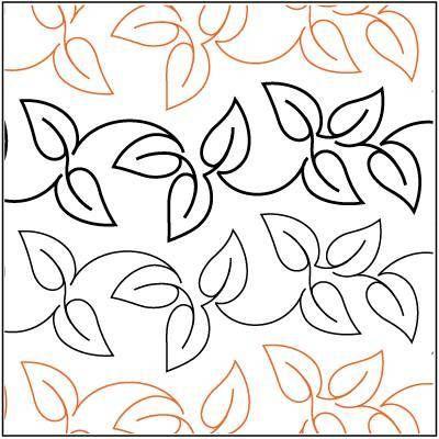 "Jasmine Paper Pantograph 7"" - The Stencil Company"