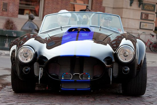 This Shelby Cobra is a modified kit car that pays homage to one of the most iconic vehicles America has ever seen.