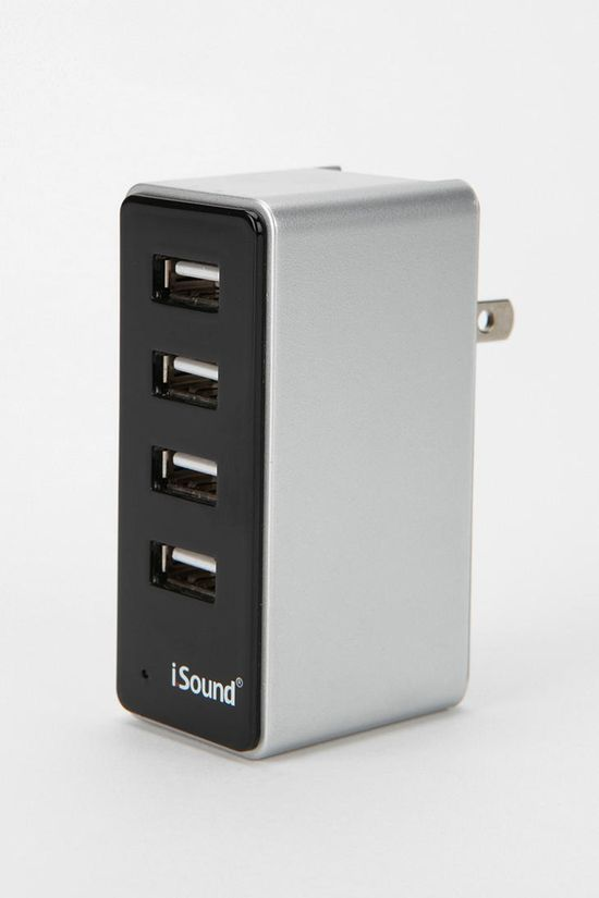 USB Wall Charger #urbanoutfitters