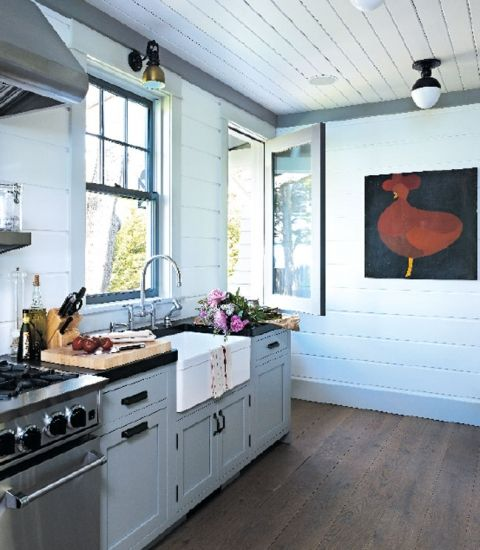 lHamptons Cottages & Gardens - September 2012 - Hamptons