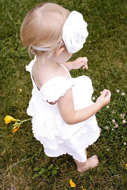 cutest summer dress tutorial