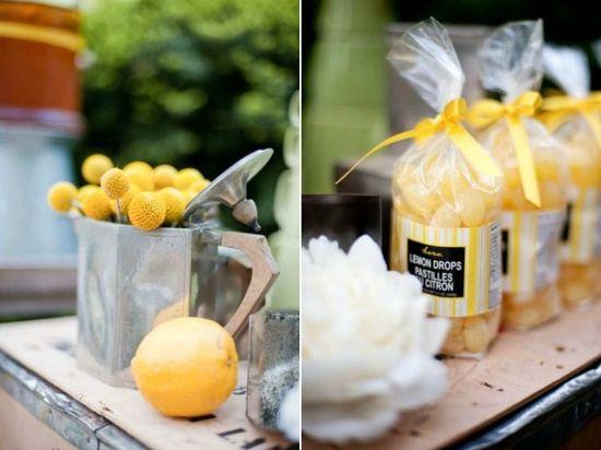 Yellow Tea Party