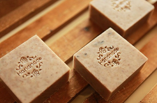 so pretty... handmade soap