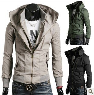 love this jacket for winter - great high neck, great colours