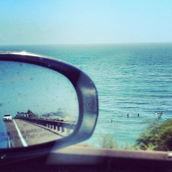 Pacific Coast Highway Photo by @happymundane • Instagram