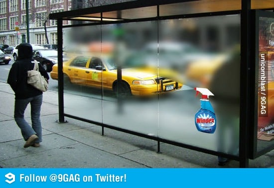 Clever Ad!