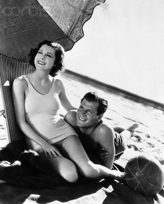 Joel McCrea and Frances Dee married from 1933-1990! What a truly blessed marriage of 57 years!!