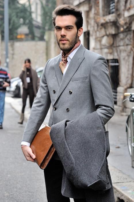 Milan Men's Fashion Week Fall 2013