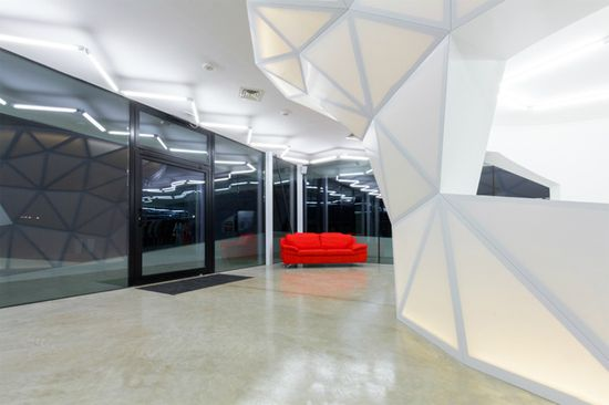 PDV/01 showroom by DRA, Marino   Italy store design office design