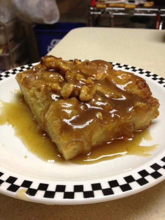 Bread Pudding made from @paula_deen 's recipe by @Harley'sHuman #SundaySupper