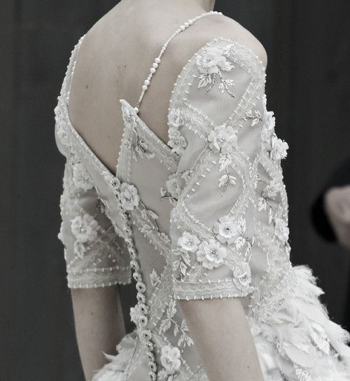 #Chanel Haute Couture Spring 2013
