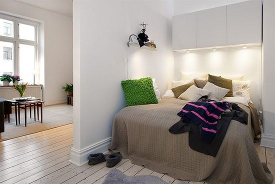 15 piccoli appartamenti idee per arredare piccoli spazi for Soluzioni economiche per arredare casa