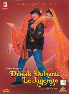 'Dilwale Dulhania Le Jayenge' released in 1995 marking an era in Indian cinema catering to the global Indian audience. Shot extensively in London and Europe, the movie went on to become the highest grosser at that time. It broke Sholay's record of the longest running movie in a theatre and its still going strong with over 750 weeks!