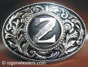 LKMY Western Belt Buckles 3D English Letter Belt Buckle Designer For Mens Belt Buckle A~Z