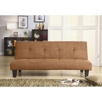 Woodbridge Home Designs Piper Convertible Sofa