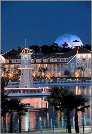 Disney's Beach Club Resort.