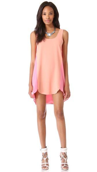summer sherbert dress {so cute!}