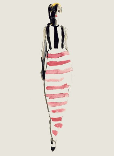 Stripes (Jil Sander by Bernadette Pascua)