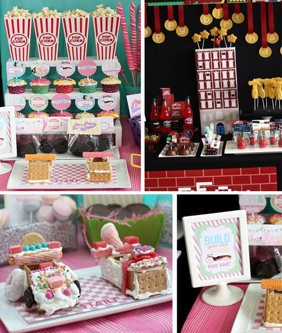 Wreck-It Ralph Party with SO MANY AWESOME IDEAS via Kara's Party Ideas