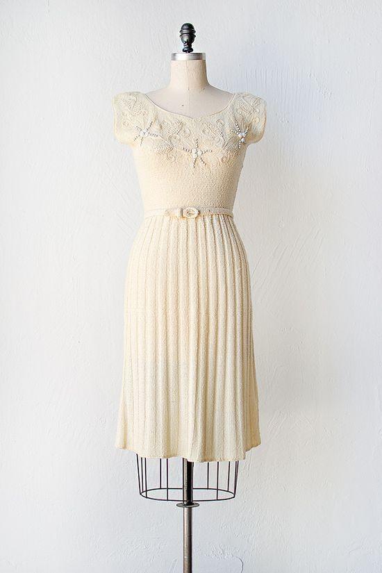 ~vintage 1940s dress