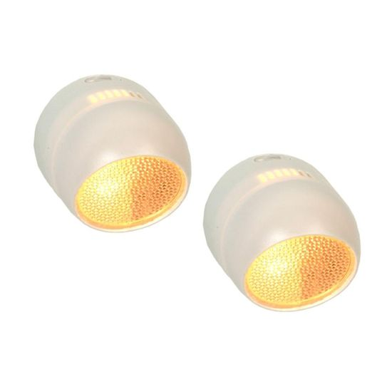Amerelle Automatic Directional Night Light (2-Pack)-72052CC at The Home Depot
