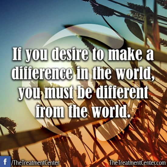 #Inspiration #Quotes #Different