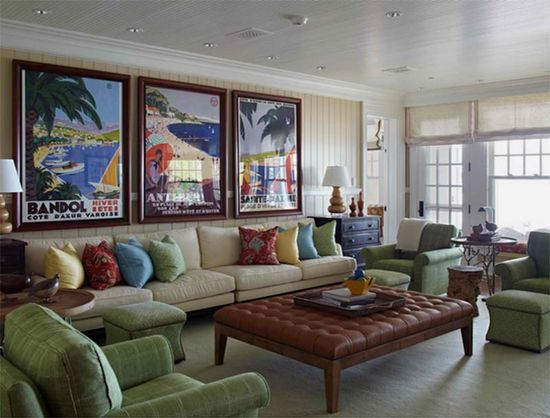 20 Tropical Living Room Design Inspiration....