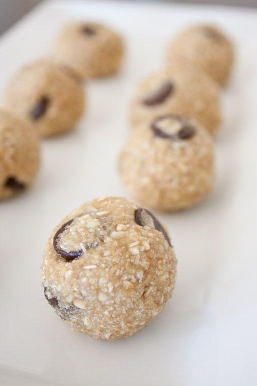 Vegan Cookie Dough Bites
